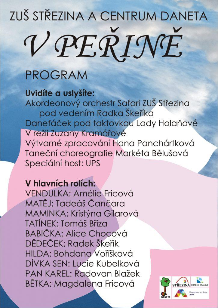 Peřina 4 program