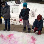 PD: Obarvíme zimu
